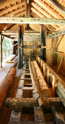 The Venetian sawmills
